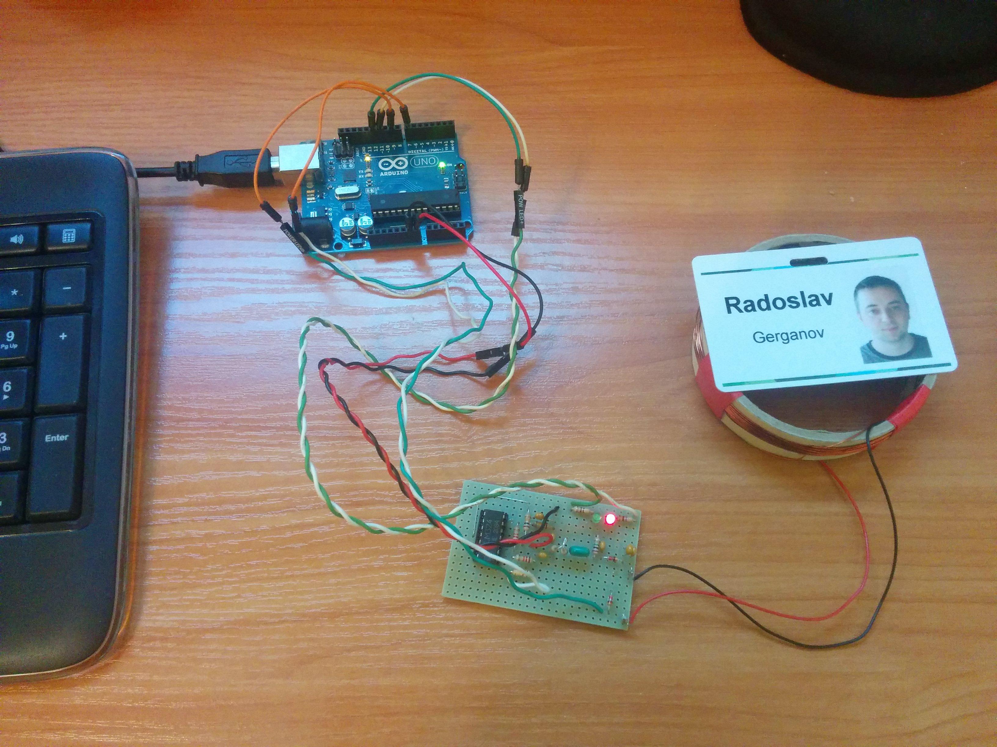 Surplustronics - Arduino